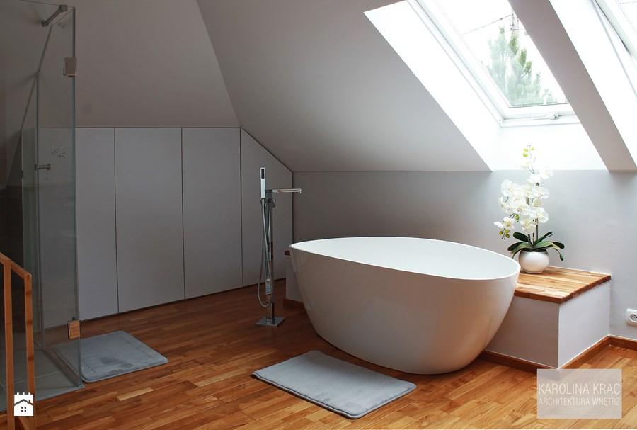 Idealna łazienka Pod Skosami Swiatarmaturypl